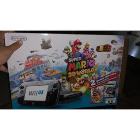 Wiiu Deluxe 32 Gb Desbloqueado Item Colecionador