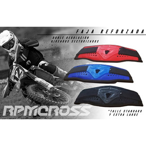 Fajas Motocross Enduro Atv Rpm