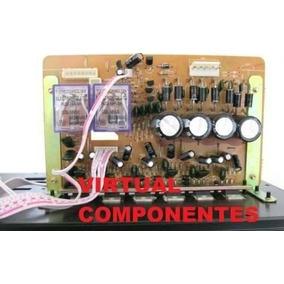 Placa Amplificadora - Potência Ht6000 Britânia Nova Original