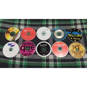 Lote - 10 Cds Singles - Promocionais - Coleção