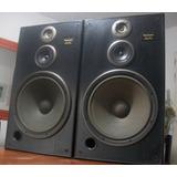 Bafles Technics Lx-90 15 Los Mas Grandes, Originales (usa)