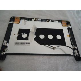 Carcaça Tampa Tela Azul Netbook Acer Aspire One Zg5 Aoa 110