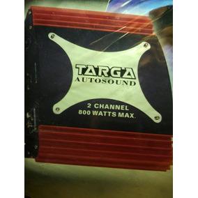 Planta Targa 800 Wats 2 Canales Sav4 Vendo-cambio Por Comida
