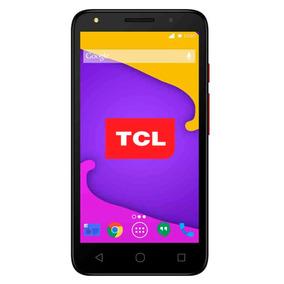 Celular Libre Tcl F5000 Lte Negro