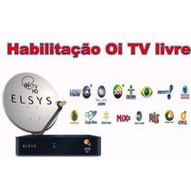 Habilitação Elsys Oi Tv Hd Livre