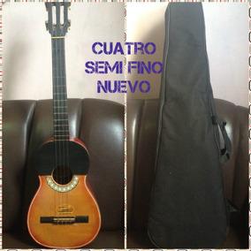 Cuatro Instrumento Musical Venezolano En Remate