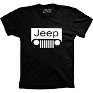 Camiseta Jeep Vários Tams. Plus Size G1 G2 G3 G4