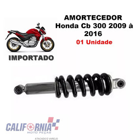 Amortecedor Traseiro Pro Link Honda Cb300 Importado Cb 300
