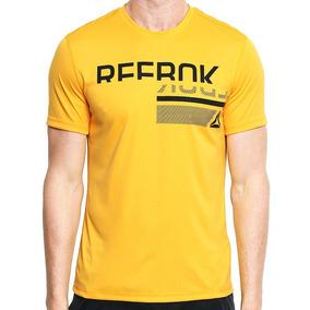 Playera Atletica Wor Tech Top Speedwick Hombre Reebok Br7677