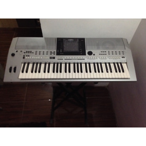 Piano Teclado Yamaha Psr S900 Profesional Cn Estuche Y Paral