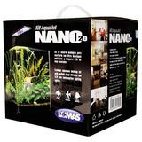 Pecera Acuario Nano Cubo 9l