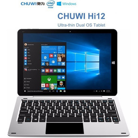 A Pedido Tablet/pc Chuwi Hi12 Dual Windows Android + Teclado