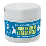 Crema De Leche De Burra Y Jalea Real, O Crema De Tepezcohuit