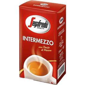 Café Espresso Intermezzo Segafredo Zanetti Espresso
