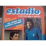 Revista Estadio 1956 Adolfo Nef Eliseo Salazar