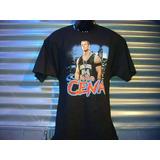 Polera M/corta Wwe Original John Cena Talla L