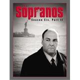 Los Sopranos Temporada 6 Parte 2 Dvd Original Nueva Sellada