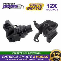 Coxins Do Motor Dianteiro Honda Accord 2.2 94/97