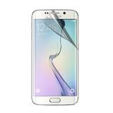 Film Protector Pantalla Samsung S6 Edge + Colocado