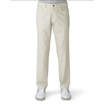 Tati Golf Pantalon Adidas Chino Crema Talles 30-32-36 Usa