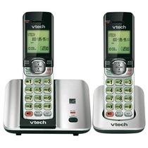 Teléfono Inalámbrico Vtech Cs6519-2 Dect 6.0 Identificador