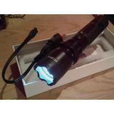 Linterna Con Picana Y Puntero Laser