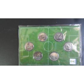 Cartela Com As 6 Jogadas Copa Do Mundo Fifa - Adilpira