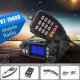 Base Qyt Kt-7900d Cuatribanda 25w 144/220/350/430mhz Nuevas