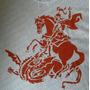 Camiseta Orixá - São Jorge - 100% Algodão