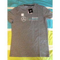 Playera Puma Mercedes Amg Formula 1 F1