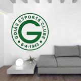 Adesivo De Parede Escudo Goiás Esporte Clube 45cm A364