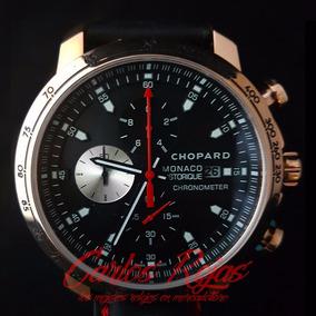 Chopard Monaco Historique Cuarzo Cronometro Envío Gratis