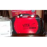 Maquina De Soldar Vita 150 Amp. Inverter 220v Garantia