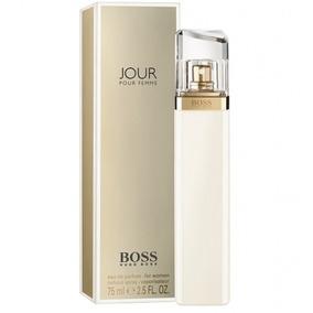 Perfume Hugo Boss Jour Pour Femme Eau De Parfum 75 Ml