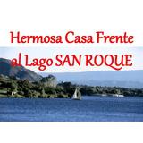 Venta Casa Frente Al Lago San Roque Un Sueño