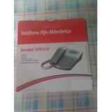 Telefono Alambrico Sendtel Spk310