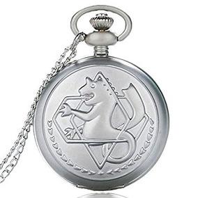 f1f919ad6f1 Fullmetal Alchemist Relogio - Relógios De Bolso no Mercado Livre Brasil