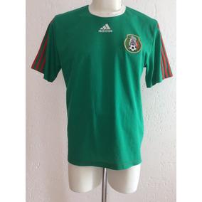 Jersey Selección Mexicana Local Coca Cola 2010 adidas México
