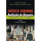 Imóveis Urbanos - Avaliação De Aluguéis - 3ª Ed. 2015