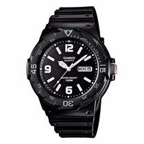 Reloj Casio Mrw-200h-1b2 Hombre Analógico Envío Gratis