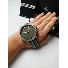5f4fd64eb16e7 Quiksilver Beluk - Relógio Masculino no Mercado Livre Brasil