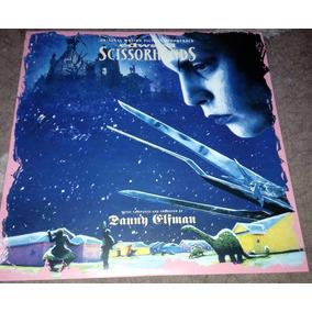 Joven Manos De Tijera Edward Scissorhands (vinilo Lp Vinyl)