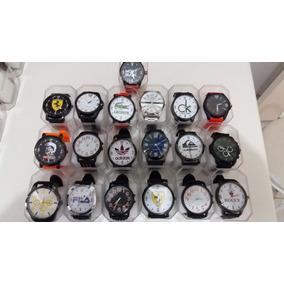 Relógios Masculinos Baratos, Vendo 10 + Caixas Frete Grátis
