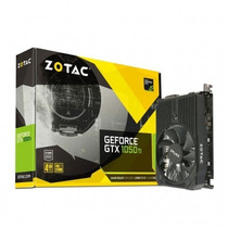 Placa Vga Geforce Zotac Gtx 1050 Ti Mini 4gb Pci-express 3.0