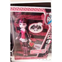 Boneca Draculaura Básica Monster High Mattel Lacrada