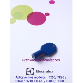 Chave Do Freezer Electrolux Azul Fe240 Ffe24 Fe26 H160 H210
