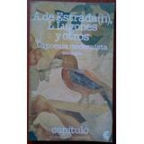 L0535. La Poesía Modernista. A. De Estrada (h), L. Lugones