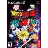 Dragon Ball Z Budokai Tenkaichi 4 Latino Mods Ps2
