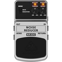 Pedal Noise Reducer Nr300 Para Guitarra E Baixo Behringer
