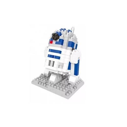 Boneco R2d2 Star Wars Mini Blocos De Montar Tipo Lego 227pcs